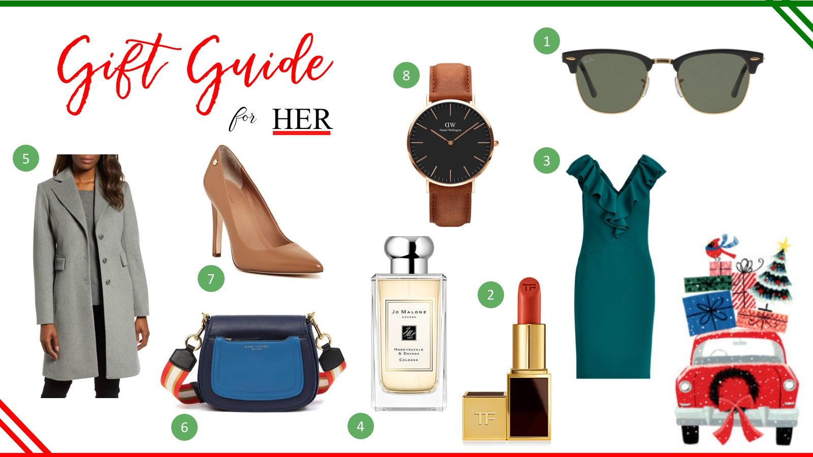 Holiday Gift Guide for HER and HIM