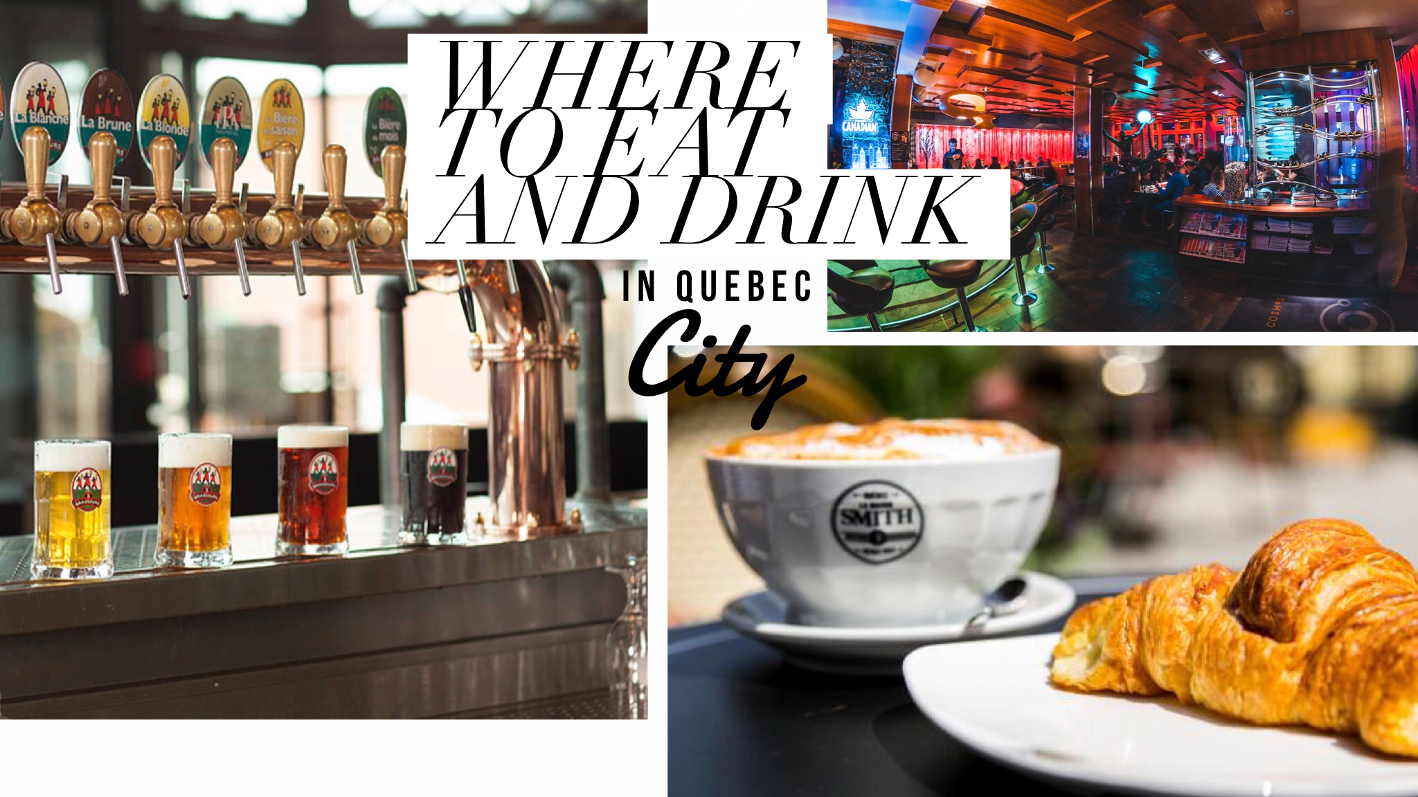 Where to Eat and Drink